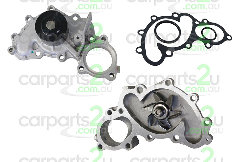 parts to suit toyota camry spare car parts sdv10 water pump. Black Bedroom Furniture Sets. Home Design Ideas
