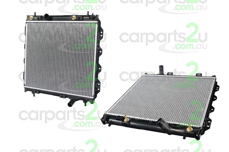 parts to suit chrysler pt cruiser spare car parts pt cruiser radiator 10810. Black Bedroom Furniture Sets. Home Design Ideas