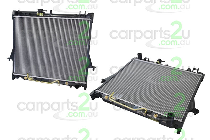 Parts To Suit Holden Rodeo Spare Car Parts Ra Radiator 10972