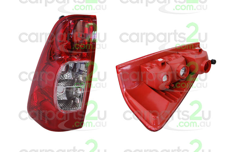 Parts To Suit Holden Rodeo Spare Car Parts Ra Tail Light 9755