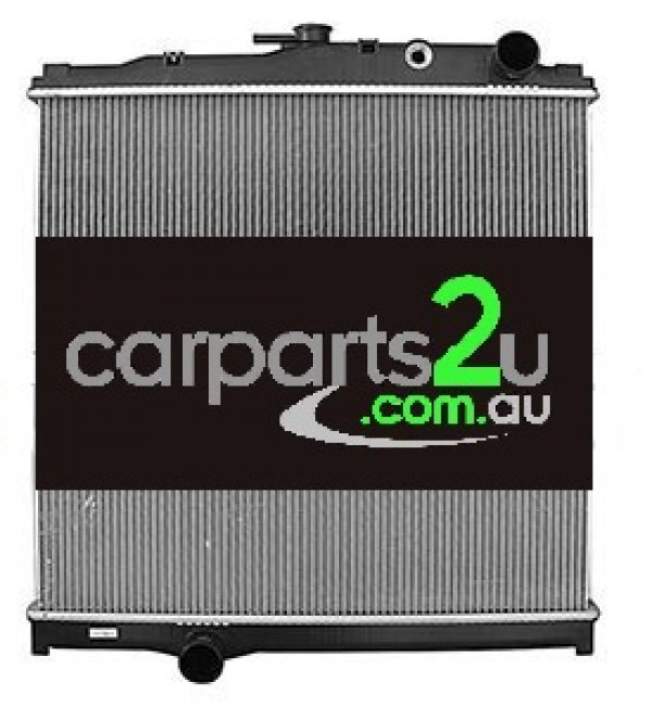 To suit TRUCKS MITSUBISHI CANTER RADIATOR - New quality car parts & auto spares online Australia wide with the convenience of shopping from your own home. Carparts 2U Penrith Sydney