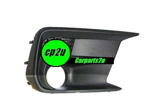 To suit SUBARU WRX/STI V1  FOG LIGHT BEZEL - New quality car parts & auto spares online Australia wide with the convenience of shopping from your own home. Carparts 2U Penrith Sydney