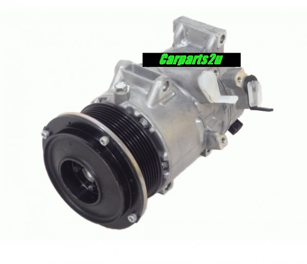 To suit TOYOTA  HIACE RAV 4 ACA33/GSA33/ACA38  AIR COMPRESSOR - New quality car parts & auto spares online Australia wide with the convenience of shopping from your own home. Carparts 2U Penrith Sydney