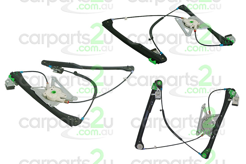 To suit AUDI A4 A3 8L HATCH  FRONT DOOR WINDOW REGULATOR - New quality car parts & auto spares online Australia wide with the convenience of shopping from your own home. Carparts 2U Penrith Sydney