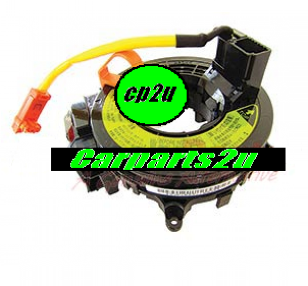 To suit TOYOTA LANDCRUISER 100 SERIES  AIR BAG CLOCK SPRING - New quality car parts & auto spares online Australia wide with the convenience of shopping from your own home. Carparts 2U Penrith Sydney