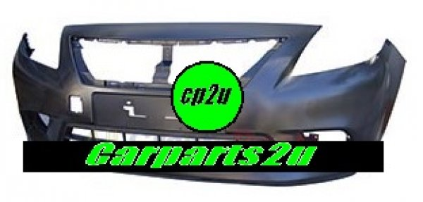 To suit NISSAN ALMERA 370Z Z34  FRONT BUMPER - New quality car parts & auto spares online Australia wide with the convenience of shopping from your own home. Carparts 2U Penrith Sydney