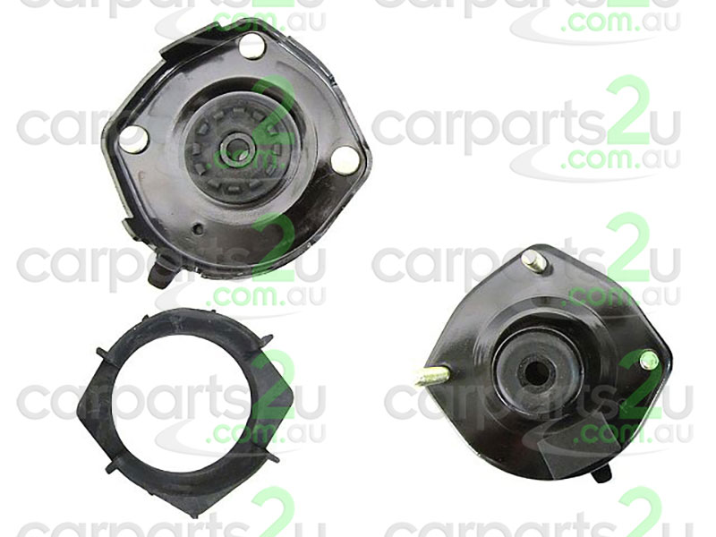 TO SUIT MAZDA 323 BJ PROTEGE / ASTINA   STRUT MOUNT  LEFT - BRAND NEW REAR LEFT HAND SIDE STRUT MOUNT TO SUIT MAZDA 323 BJ (08/1998-12/2003)    - New quality car parts & auto spares online Australia wide with the convenience of shopping from your own home. Carparts 2U Penrith Sydney