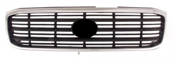 TO SUIT TOYOTA LANDCRUISER 100 SERIES  GRILLE  NA - BRAND NEWBLACK GRILLE WITH CHROME SURROUNDTO SUIT TOYOTA LANDCRUISER GXL100 SERIES MODELS BETWEEN 1/1998-8/2002 ONLY    - New quality car parts & auto spares online Australia wide with the convenience of shopping from your own home. Carparts 2U Penrith Sydney
