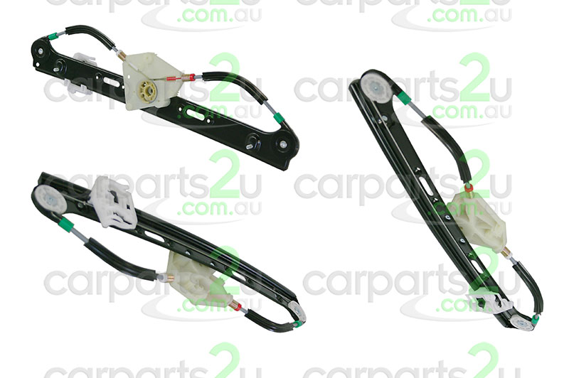 To suit BMW X3 X3 E83  WINDOW REGULATOR - New quality car parts & auto spares online Australia wide with the convenience of shopping from your own home. Carparts 2U Penrith Sydney