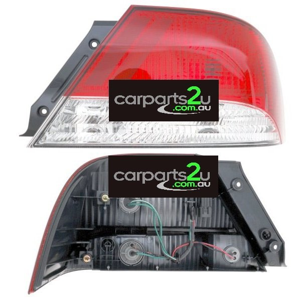 TO SUIT MITSUBISHI LANCER CG  TAIL LIGHT  RIGHT - RIGHT HAND SIDE TAIL LIGHTTO SUIT ALL MITSUBISHI LANCER CG MODELS BETWEEN 2002-2003  - New quality car parts & auto spares online Australia wide with the convenience of shopping from your own home. Carparts 2U Penrith Sydney