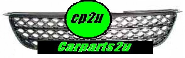 TO SUIT TOYOTA COROLLA ZZE122  GRILLE  NA - BRAND NEW BLACKTYPE (HONEYCOMB) GRILLE TO SUITTOYOTA COROLLA SEDAN/HATCH/WAGON MODELS BETWEEN 10/2001-4/2004 ONLY  - New quality car parts & auto spares online Australia wide with the convenience of shopping from your own home. Carparts 2U Penrith Sydney