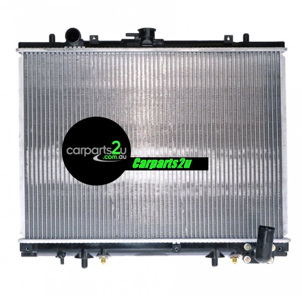 TO SUIT MITSUBISHI TRITON MK  RADIATOR   - BRAND NEW RADIATOR TO SUIT MITSUBISHI MK TRITON2.8L T/DSL MTMODELS BETWEEN 10/1996-06/2006  SUITS 2.8 LITRE TURBO DIESEL (4M40 TURBO) MANUAL TRANSMISSION MODELS  CORE DIMENSIONS; 425 x 598 x 32mm  *90 DEGREE BEND IN HOSE OUTLET*  - New quality car parts & auto spares online Australia wide with the convenience of shopping from your own home. Carparts 2U Penrith Sydney