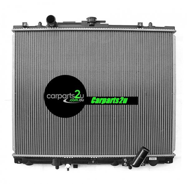 TO SUIT MITSUBISHI TRITON MK  RADIATOR   - BRAND NEW RADIATOR TO SUIT MITSUBISHI MK TRITON2.8L T/DSL MTMODELS BETWEEN 10/1996-06/2006  SUITS 2.8 LITRE TURBO DIESEL (4M40 TURBO) MANUAL TRANSMISSION MODELS ONLY  CORE DIMENSIONS; 500 x 638 x 36mm  *90 DEGREE BEND IN HOSE OUTLET, ALSO ANGLED TOWARDS THE RIGHT*  - New quality car parts & auto spares online Australia wide with the convenience of shopping from your own home. Carparts 2U Penrith Sydney