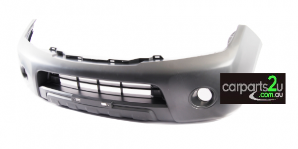 To suit NISSAN PATHFINDER D40M UTE *SPANISH BUILD VSK*  FRONT BUMPER - New quality car parts & auto spares online Australia wide with the convenience of shopping from your own home. Carparts 2U Penrith Sydney