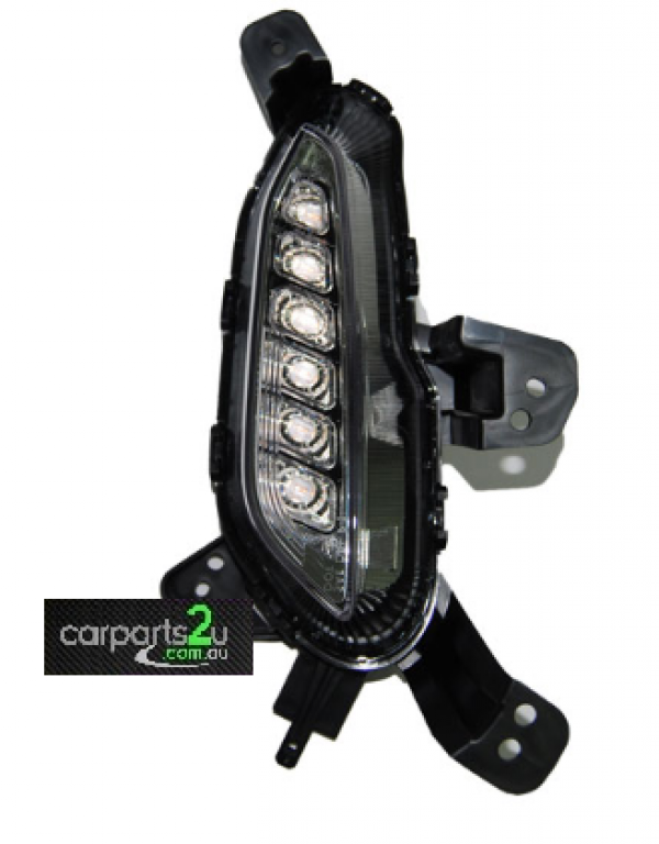 To suit HYUNDAI I30 I30 PD  DAYTIME DRIVING LIGHT - New quality car parts & auto spares online Australia wide with the convenience of shopping from your own home. Carparts 2U Penrith Sydney
