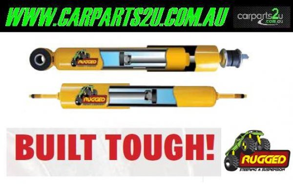 To suit MITSUBISHI PAJERO  FRONT STRUTS - New quality car parts & auto spares online Australia wide with the convenience of shopping from your own home. Carparts 2U Penrith Sydney