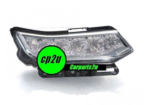 To suit MITSUBISHI ASX KLUGER GSU50  DAYTIME DRIVING LIGHT - New quality car parts & auto spares online Australia wide with the convenience of shopping from your own home. Carparts 2U Penrith Sydney