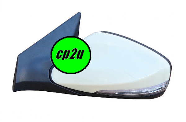 To suit HYUNDAI ELANTRA ELANTRA MD SERIES 2  FRONT DOOR MIRROR - New quality car parts & auto spares online Australia wide with the convenience of shopping from your own home. Carparts 2U Penrith Sydney
