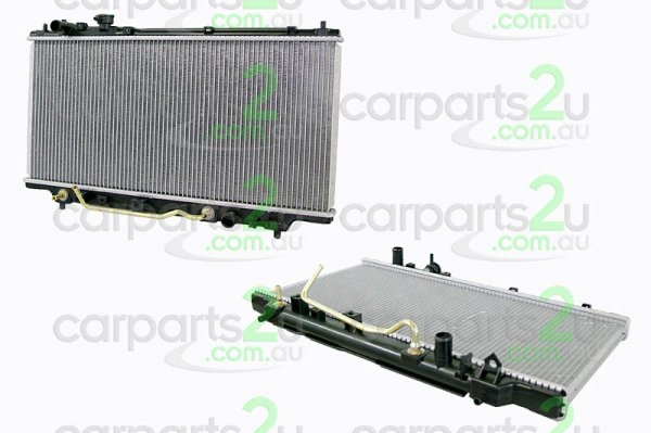 To suit FORD LASER FESTIVA WB/WD/WF  RADIATOR - New quality car parts & auto spares online Australia wide with the convenience of shopping from your own home. Carparts 2U Penrith Sydney