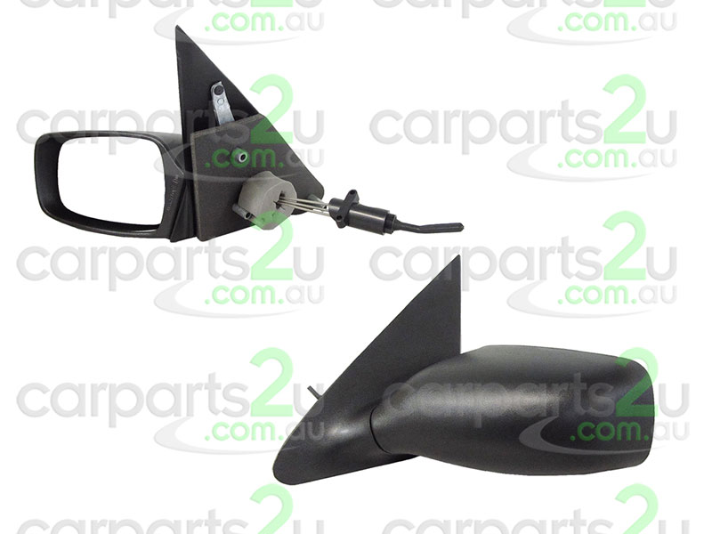 To suit FORD MONDEO MONDEO HA/HB  FRONT DOOR MIRROR - New quality car parts & auto spares online Australia wide with the convenience of shopping from your own home. Carparts 2U Penrith Sydney