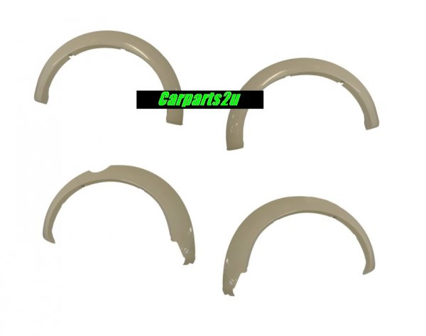 To suit MITSUBISHI TRITON RANGER UTE PX SERIES 3  GUARD FLARE KIT - New quality car parts & auto spares online Australia wide with the convenience of shopping from your own home. Carparts 2U Penrith Sydney
