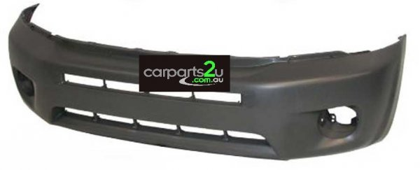 TO SUIT TOYOTA RAV 4 RAV 4 ACA20  FRONT BUMPER  NA - BRAND NEW FRONT BUMPER TO SUIT TOYOTA RAV 4 3/5 DOOR MODELS BETWEEN (07/2003-10/2005)  WITH FLARE HOLES TYPE  - New quality car parts & auto spares online Australia wide with the convenience of shopping from your own home. Carparts 2U Penrith Sydney