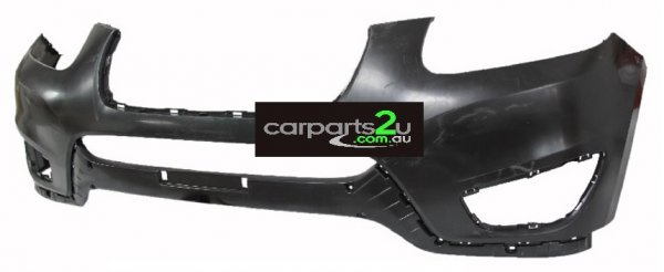 TO SUIT HYUNDAI SANTA FE CM  FRONT BUMPER  NA - BRAND NEW FRONT BUMPER TO SUIT HYUNDAI SANTA FE CM WAGON MODELS 9/2009-7/2012  - New quality car parts & auto spares online Australia wide with the convenience of shopping from your own home. Carparts 2U Penrith Sydney