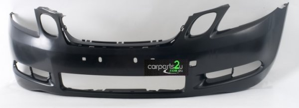 To suit LEXUS GS300 / GS430 / GS460  GS250 / GS350 / GS450H  FRONT BUMPER - New quality car parts & auto spares online Australia wide with the convenience of shopping from your own home. Carparts 2U Penrith Sydney