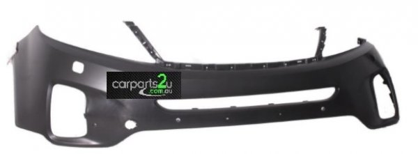 To suit KIA SORENTO SORENTO XM  FRONT BUMPER - New quality car parts & auto spares online Australia wide with the convenience of shopping from your own home. Carparts 2U Penrith Sydney