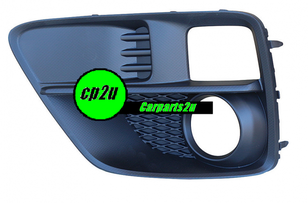 To suit SUBARU WRX/STI NP300  FOG LIGHT BEZEL - New quality car parts & auto spares online Australia wide with the convenience of shopping from your own home. Carparts 2U Penrith Sydney