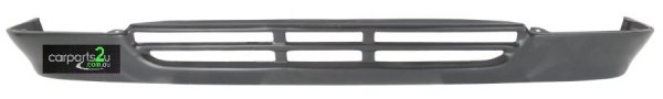 TO SUIT TOYOTA HILUX HILUX UTE 2WD  FRONT BAR LOWER APRON  NA - BRAND NEW FRONT BAR LOWER APRON (BLACK - NOT A PAINTED FINISH) TO SUIT TOYOTA HILUX 2WD MODELS ONLY BETWEEN 8/1988-8/1991