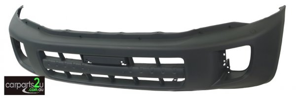 To suit TOYOTA RAV 4 100 SERIES  FRONT BUMPER - New quality car parts & auto spares online Australia wide with the convenience of shopping from your own home. Carparts 2U Penrith Sydney