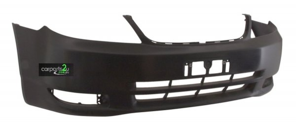 To suit TOYOTA COROLLA FOCUS LR  FRONT BUMPER - New quality car parts & auto spares online Australia wide with the convenience of shopping from your own home. Carparts 2U Penrith Sydney