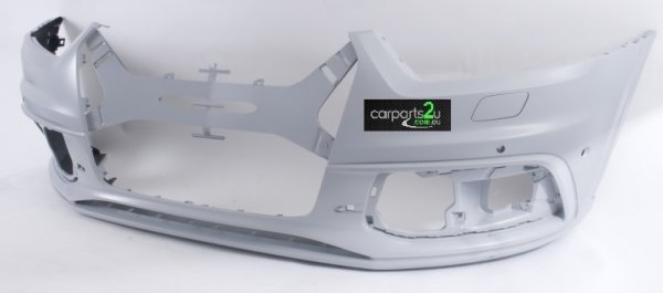 To suit AUDI Q3  FRONT BUMPER - New quality car parts & auto spares online Australia wide with the convenience of shopping from your own home. Carparts 2U Penrith Sydney