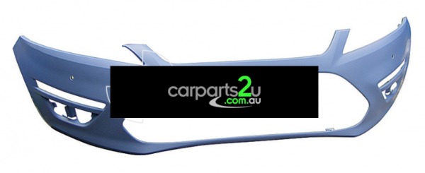 TO SUIT FORD MONDEO MONDEO MC  FRONT BUMPER   - BRAND NEW FRONT BUMPER WITH SENSOR HOLES TO SUIT FORD MONDEOMC MODELS BETWEEN 09/2010-04/2015  - New quality car parts & auto spares online Australia wide with the convenience of shopping from your own home. Carparts 2U Penrith Sydney
