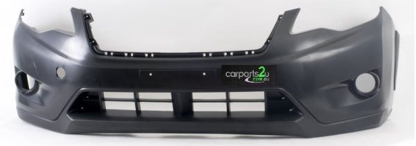 To suit SUBARU XV XV G4  FRONT BUMPER - New quality car parts & auto spares online Australia wide with the convenience of shopping from your own home. Carparts 2U Penrith Sydney