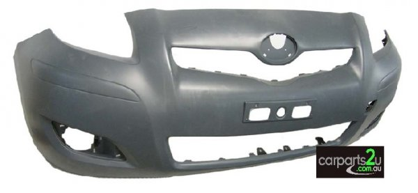 TO SUIT TOYOTA YARIS YARIS HATCH NCP90/NCP91  FRONT BUMPER  NA - BRAND NEW FRONT BUMPER TO SUIT TOYOTA YARIS 3/5 DOOR HATCH MODELS BETWEEN (08/2008-07/2011)