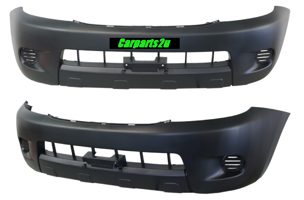 TO SUIT TOYOTA HILUX HILUX UTE  FRONT BUMPER  NA - BRAND NEW FRONT BUMPER TO SUIT TOYOTA HILUX STANDARD WORKMATE/SR/DLX MODELS BETWEEN 2/2005-8/2008 (WITHOUT FLARE TYPE)