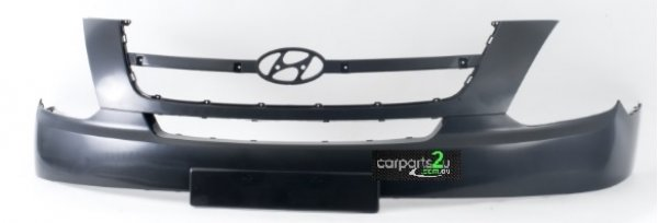 To suit HYUNDAI ILOAD / IMAX ILOAD / IMAX  FRONT BUMPER - New quality car parts & auto spares online Australia wide with the convenience of shopping from your own home. Carparts 2U Penrith Sydney
