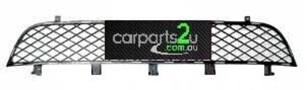 TO SUIT MITSUBISHI TRITON ML  FRONT BAR GRILLE  NA - BRAND NEW FRONT BAR GRILLE TO SUIT MITSUBISHI TRITON ML 4WD DUAL CAB MODELS BETWEEN 06/2006-08/2009