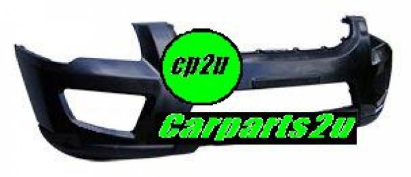 TO SUIT KIA SPORTAGE SPORTAGE KM/KM2  FRONT BUMPER  NA - BRAND NEW FRONT BUMPER TO SUIT KIA SPORTAGE KM2 MODELS BETWEEN 8/2009-5/2010