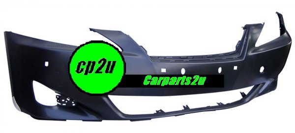 To suit LEXUS IS IS250  FRONT BUMPER - New quality car parts & auto spares online Australia wide with the convenience of shopping from your own home. Carparts 2U Penrith Sydney