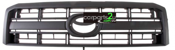 TO SUIT TOYOTA LANDCRUISER 70 SERIES VDJ  GRILLE  NA - BRAND NEW BLACK GRILLE TO SUIT TOYOTA LANDCRUISER VDJ70 SERIES MODELS BETWEEN 1/2007-CURRENT  - New quality car parts & auto spares online Australia wide with the convenience of shopping from your own home. Carparts 2U Penrith Sydney