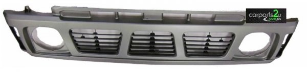 To suit NISSAN PATROL D22 UTE  GRILLE - New quality car parts & auto spares online Australia wide with the convenience of shopping from your own home. Carparts 2U Penrith Sydney