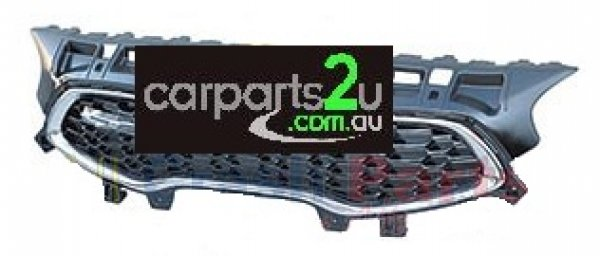 To suit KIA PROCEED PROCEED  GRILLE - New quality car parts & auto spares online Australia wide with the convenience of shopping from your own home. Carparts 2U Penrith Sydney