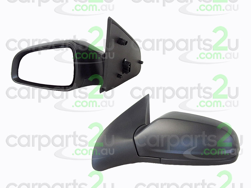FRONT DOOR MIRROR LEFT BRAND NEW LEFT HAND SIDE ELECTRIC FRONT DOOR MIRROR TO SUIT HOLDEN ASTRA AH 3 DOOR HATCH (10/2004-08/2009)