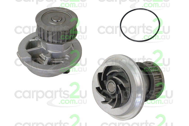 WATER PUMP NA BRAND NEW WATER PUMP TO SUIT HOLDEN ASTRA AH 1.8L/2.0L PETROL (09/1996-08/2009)
