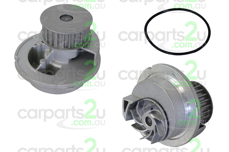 To suit HOLDEN ASTRA TR  WATER PUMP - New quality car parts & auto spares online Australia wide with the convenience of shopping from your own home. Carparts 2U Penrith Sydney