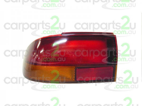 TO SUIT HOLDEN COMMODORE VR / VS  TAIL LIGHT  LEFT - LEFT HAND SIDE TAIL LIGHT (RED/AMBER TYPE) TO SUIT HOLDEN COMMODORE VR/VS 4 DOOR SEDAN EXECUTIVE/SL MODELS BETWEEN 7/1993-8/1997  - New quality car parts & auto spares online Australia wide with the convenience of shopping from your own home. Carparts 2U Penrith Sydney