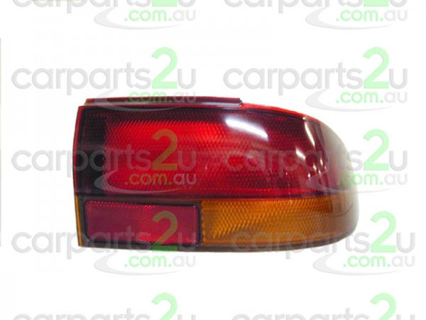 TO SUIT HOLDEN COMMODORE VR / VS  TAIL LIGHT  RIGHT - RIGHT HAND SIDE TAIL LIGHT (RED/AMBER TYPE) TO SUIT HOLDEN COMMODORE VR/VS 4 DOOR SEDAN EXECUTIVE/SL MODELS BETWEEN 7/1993-8/1997  - New quality car parts & auto spares online Australia wide with the convenience of shopping from your own home. Carparts 2U Penrith Sydney